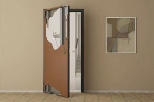 Pourquoi blinder sa porte ?