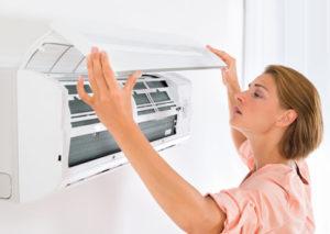 Préparation du climatiseur pour la période des vacances