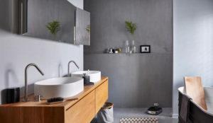 Crédence d'une salle de bain, que faire ?