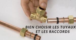 Choisir ses raccords de plomberie