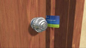 Ouvrir sa porte sans clés, que faire ?