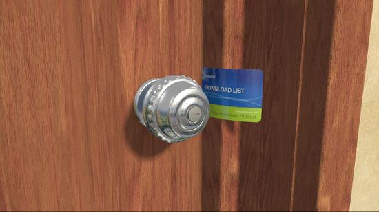 Ouvrir sa porte sans clés