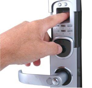 Serrure biométrique à empreinte, qu'est ce que c'est ?