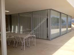 Pose façade vitrée