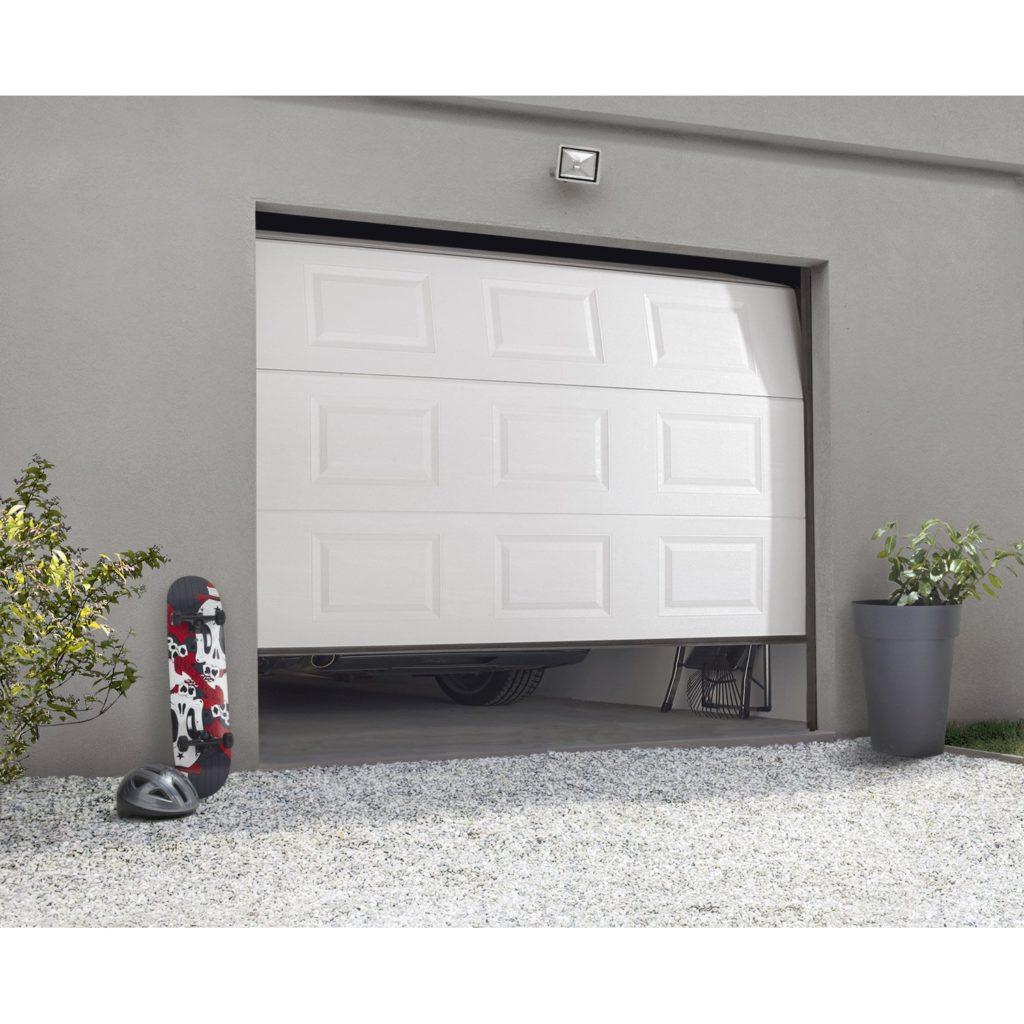Comment fonctionne une porte de garage électrique ?