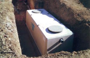 Tout savoir sur la fosse septique en béton