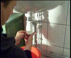Dépannage et réglage du bouchon de lavabo et bidet