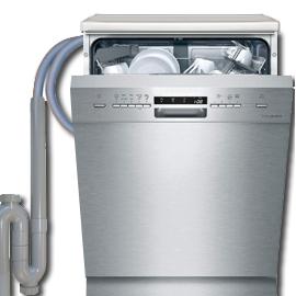 Mon lave-vaisselle ne vidange pas
