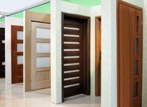Les différents types de portes intérieures