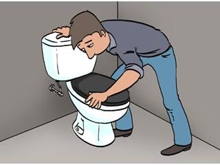 Toilette qui coule, que faire ?
