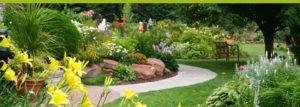 Jardinier paysagiste : aménagement du jardin