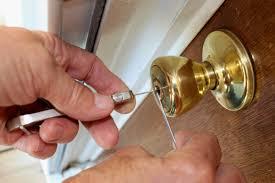 Ouverture de porte suite à une effraction ou vandalisme