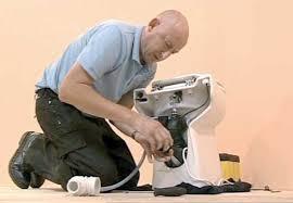 réparation sanibroyeur