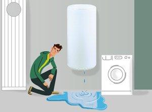 Que faire en cas de fuite de votre chauffe-eau